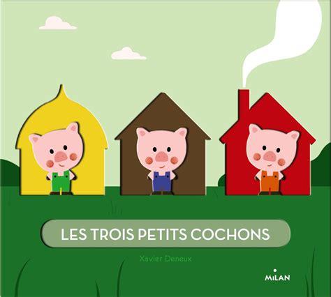 les trois petits cochons couverture de 171 les trois petits cochons 187 chambre cl 233 mence puppet