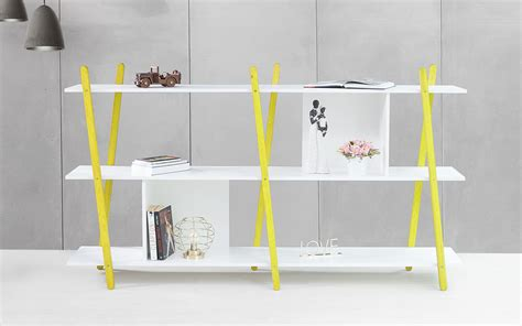 estante baixa para livros estante para livros pequena branca sue estante baixa