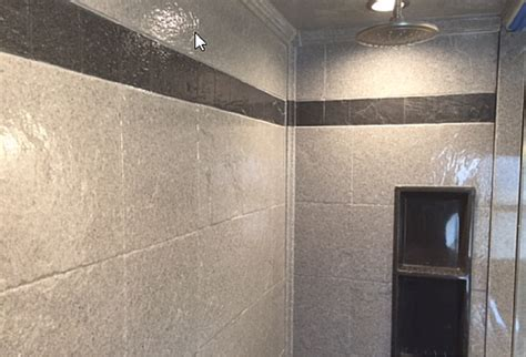 decorative shower wall panels how to select a solid surface shower kit