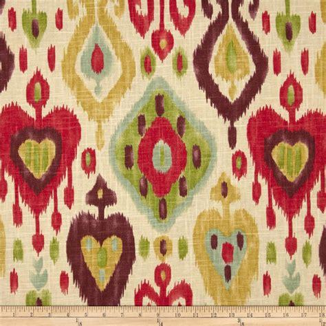 ikat drapery fabric upholstery fabric drapery fabric linen ikat fabric