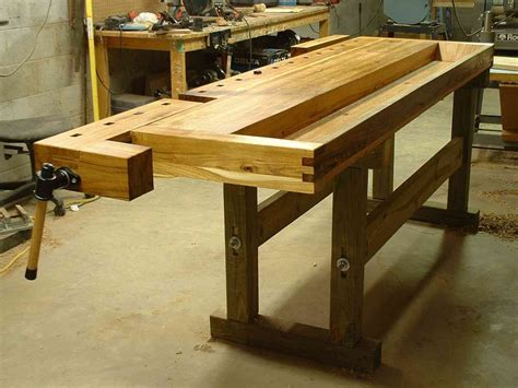 european cabinet makers workbench woodworking bench