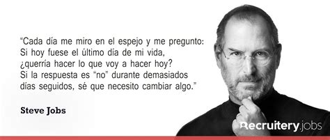 steve jobs biography in spanish frase steve jobs frases en espa 241 ol pinterest steve