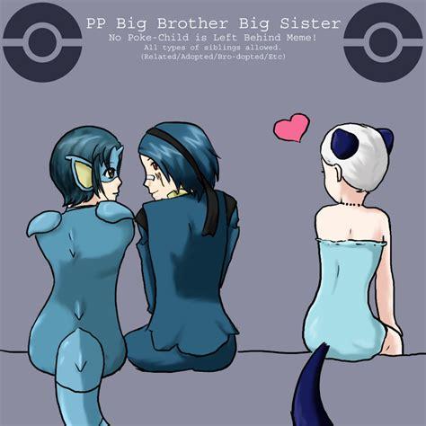Big Sister Memes - bribble s big sisters meme by bribble on deviantart