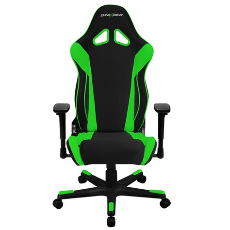 Green Gaming Chair by Dxracer Rw106ne Racing Seat Office Chair Gaming