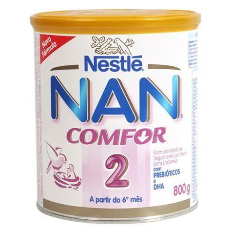 Nan H A Step 2 800 Gr produtos da ncm 1901 10 10 leite modificado pagina 1