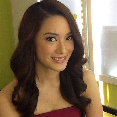 hair color for pinays pinay celebrity hair color hairstyle gallery