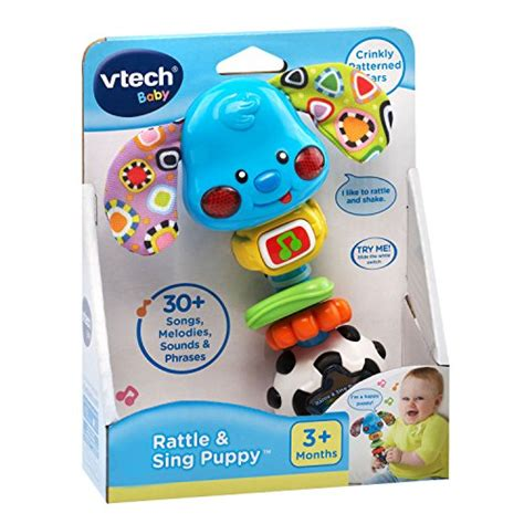 vtech baby rattle and sing puppy vtech baby rattle and sing puppy in the uae see prices reviews and buy in dubai abu