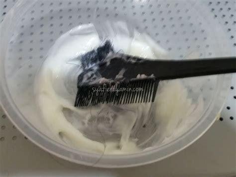 Ubat Rebonding Shiseido rebonding rambut sendiri di rumah syafierayamin