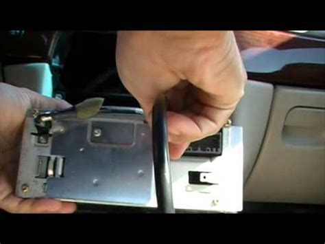 how to put an auxiliary input into most chrysler