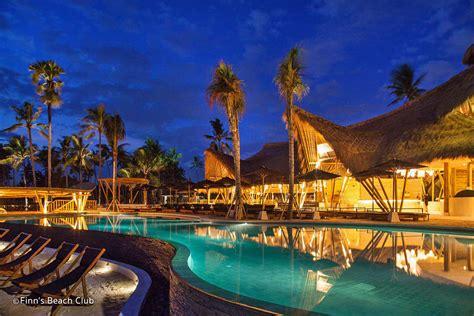 finns beach club bali dining  lounging  canggu