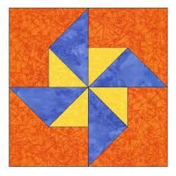 all stitches pinwheel piecing quilt block pattern pdf