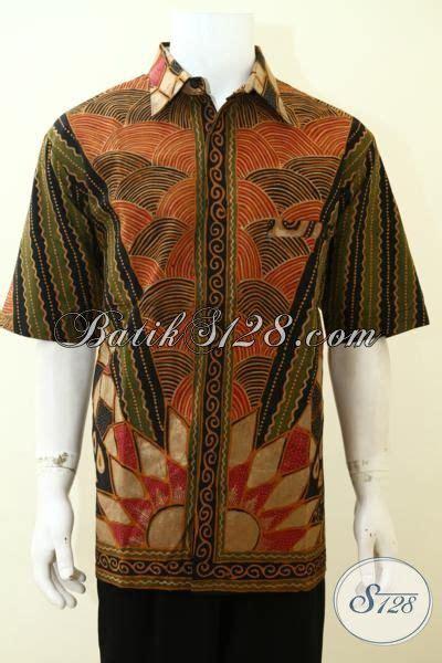 Jaket Kulit Pria Jember baju batik daleman furing untuk til berkelas