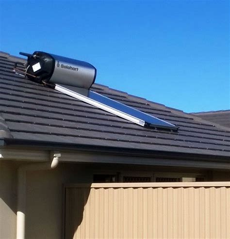 Solahart Water Heater solahart roof top solar water system