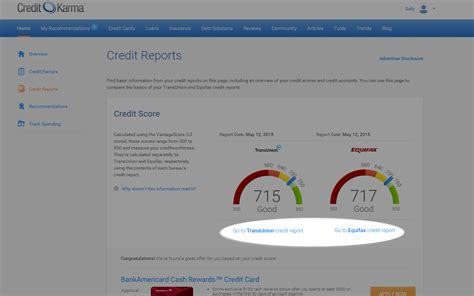 Credit Karma Template Credit Report Template Anuvrat Info
