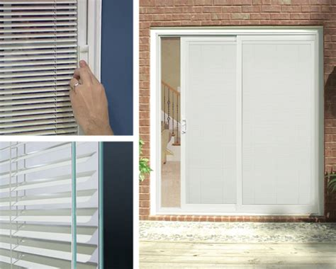 Patio Door Shades Options Ph Tech Sliding Glass Door Patio Door Shades Options
