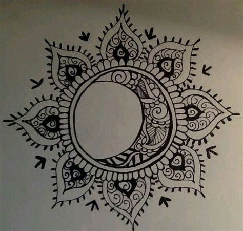 doodle sun meaning 279 best 1s suns moons silhouettes images on