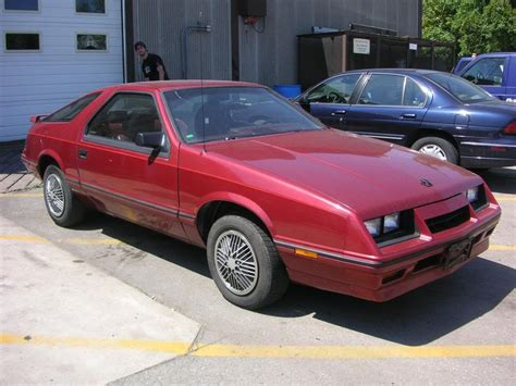 1986 plymouth laser 1986 chrysler laser information and photos momentcar