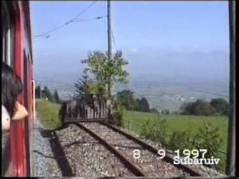 la cremagliera svizzera 1997 la cremagliera gais altst 228 tten ab