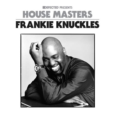 Defected House Masters Frankie Knuckles