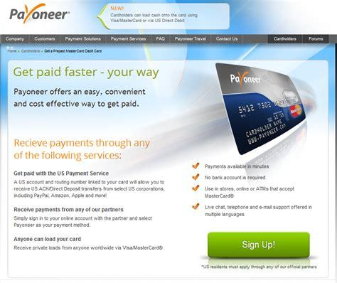 ketentuan membuat kartu kredit cara membuat kartu kredit gratis dari payoneer aldio blog