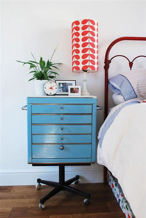unique night stands unique nightstand home decor metal how to build your own unique nightstands