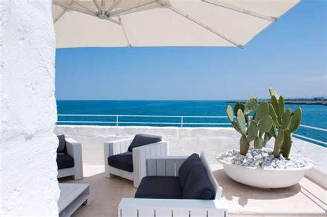 arredi terrazzi design come arredare un terrazzo al mare idee e consigli