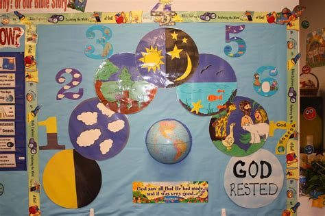 themes in the creation story hands on bible teacher creation god s awesome plan for man