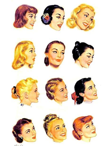 different era hair styles 26 best hair styles 1940 55 images on pinterest vintage