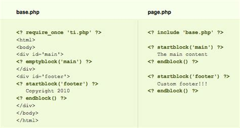 php template inheritance php製のテンプレートライブラリ template inheritance web活メモ帳