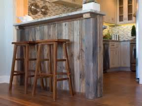 Kitchen Island Bar by How To Clad A Kitchen Island How Tos Diy