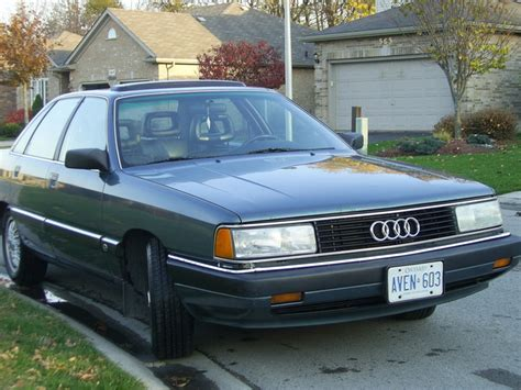 how to work on cars 1991 audi 200 electronic toll collection 1991 audi 200 overview cargurus