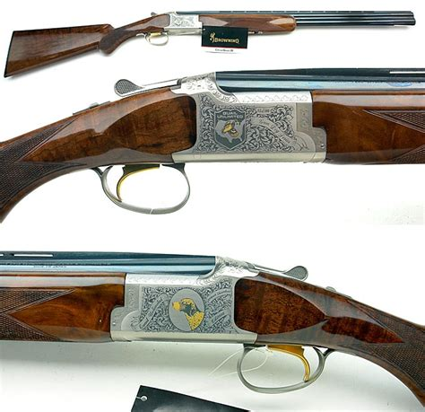 Try Before You Buy Part Iiifoundation Conceal 3 by Browning Citori Grade Iii 20gaquail Unlimited Gold Inlay
