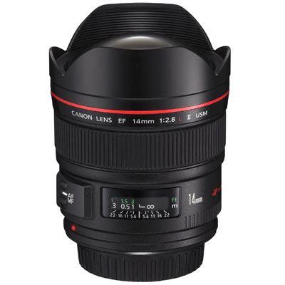 Canon Lens Ef 14mm F2 8 L Ii Usm canon ef 14mm f2 8 l ii usm lens uk