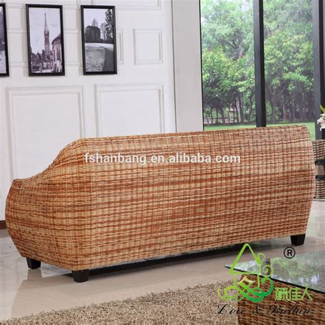 Rattan Sectional Sofa Indoor by High Quality Modern Luxury Balcony Sunroom Wicker Indoor