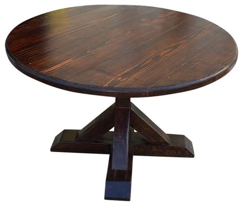 traditional trestle table transitional dining chestnut trestle table transitional dining tables by onpoint wood design