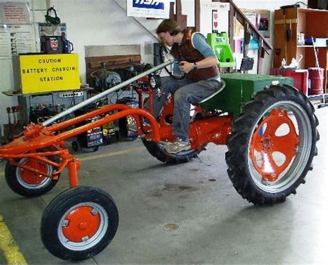 Elice Motor Electric by Allis Chalmers G Converted To Electric Motor Electric