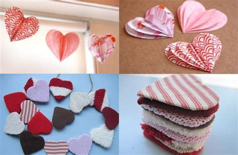 Sorprese Romantiche Per Lui Fatte In Casa by Idee Fai Da Te San Valentino Ghirlande Di Cuori Www