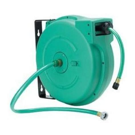 Gardeners Supply Hoses Gardeners Supply Hose Reel 28 Images 65 Retractable
