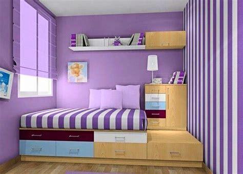 desain kamar tidur minimalis mungil  nyaman