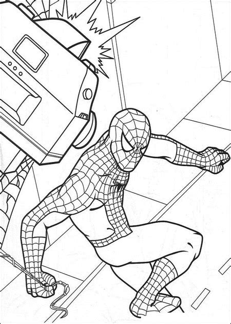 disney coloring pages spiderman spiderman coloring pages free for kids gt gt disney coloring