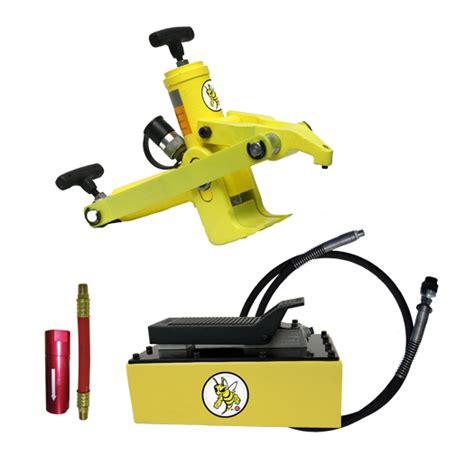 esco bead breaker yellow jackit combi style bead breaker kit esco