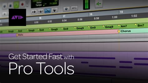 get started fast with pro tools gt gt 25 pretty pro tools