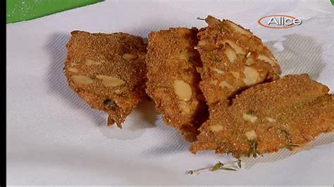 pronto in tavola bianchessi ricette ricette tv sarde con mandorle e cipollotti