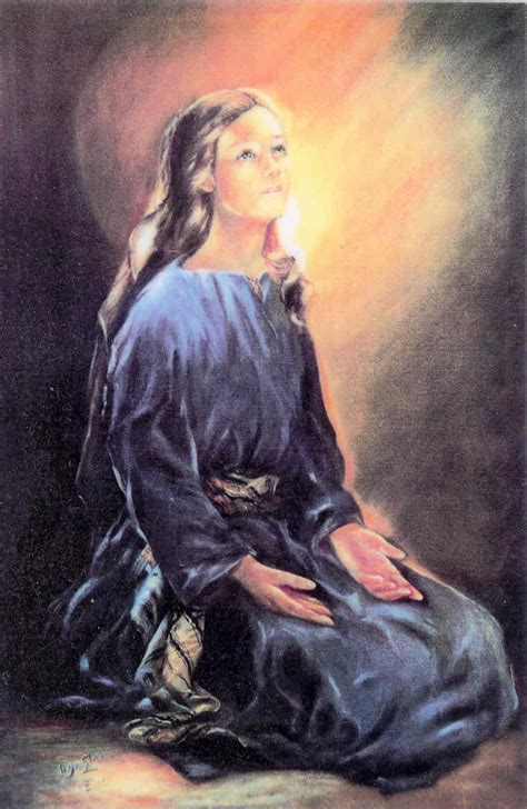 imagenes de la virgen maria orando catequesis familiar salta www cafaalfonso com ar