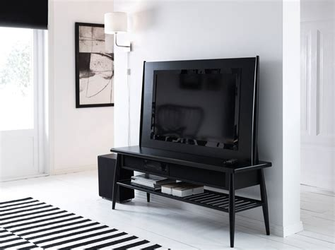 tv bench ideas himna black tv bench including 40 quot led tv living room