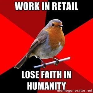 Retail Robin Meme - de 25 bedste id 233 er inden for retail robin meme p 229
