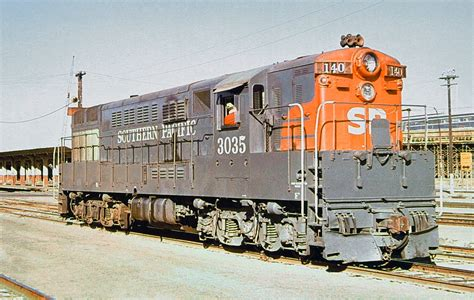 ubik s f masterworks southern pacific fm h24 66 train master diesel electric lo flickr