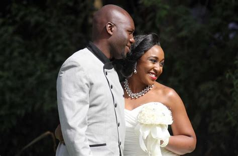 Wedding Bells Kenya by Wedding Bells Betty Kyallo Getting Married Again And It