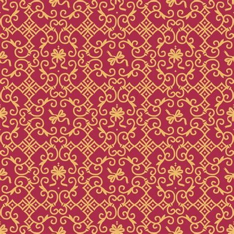 free royal background pattern royal ornate background pattern vector free vector in