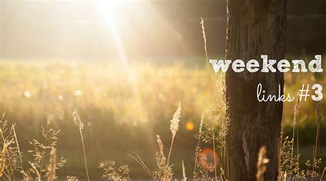 Weekend Links Egotastic 3 by Weekend Links 3 Babygreen